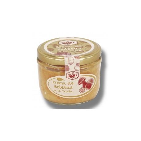 Crema de Boletus a la Trufa Rosara 125 grs.
