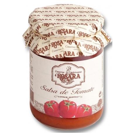 Salsa de Tomate Rosara 390 Grs.