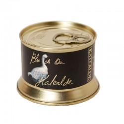 Bloc de foie gras de oca 130 gr, 98% de foie de Katealde