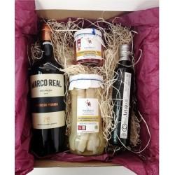 Lote Regalo productos de Navarra