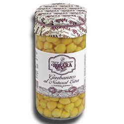 Garbanzos al Natural Extra de Rosara