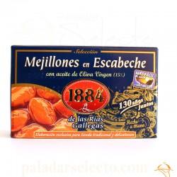 Mejillones en Escabeche Medianos 1884