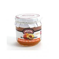 Mermelada Dietética de Melocotón con Fructosa Extra Anko