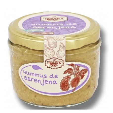 Hummus de Berenjena Rosara 125grs