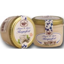 Mousse de Queso Roquefort Rosara 125grs