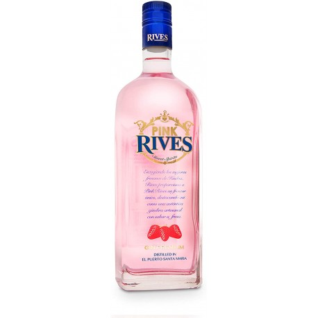 Gin Pink Rives