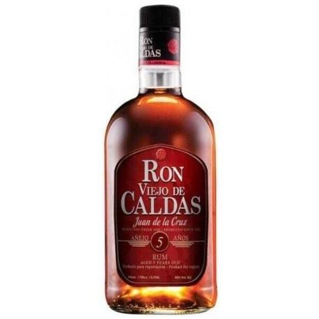 Ron Viejo de Caldas 5 Años 0.70cl.