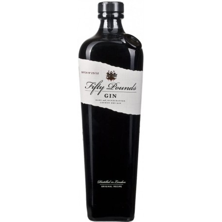 Fifty Pounds Gin 700ml