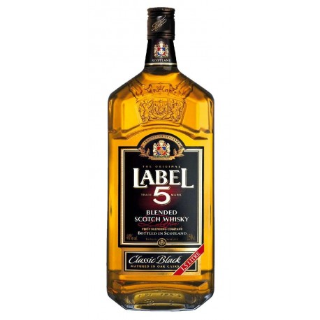 Label 5 Classic Black Scoth Whisky