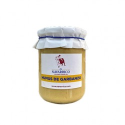 Humus de Garbanzo El Navarrico 445ml