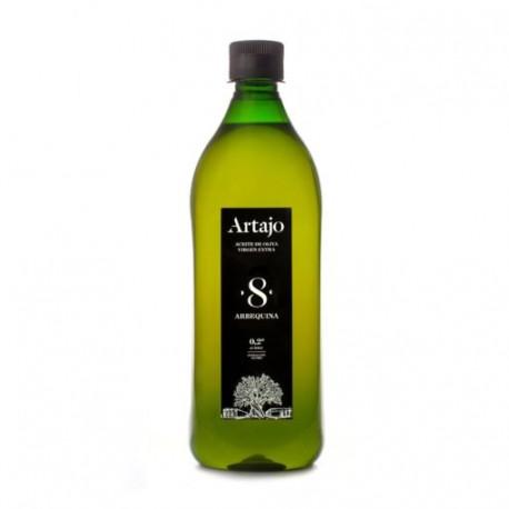 Aceite Artajo 8 Arbequina 1l.