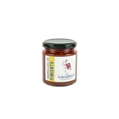Mermelada de Tomate el Navarrico 260 grs.