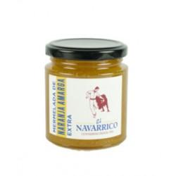 Mermelada de Naranja Amarga El Navarrico 250gr