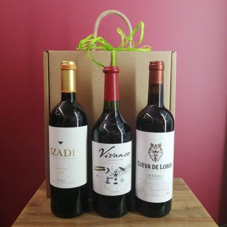 Vinos Mixtos Rioja 106 [3 Bot.]