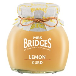 Lemond Curd Mrs Bridges 340gr
