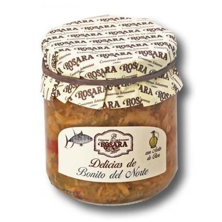 Delicias de Bonito del Norte Rosara 185gr