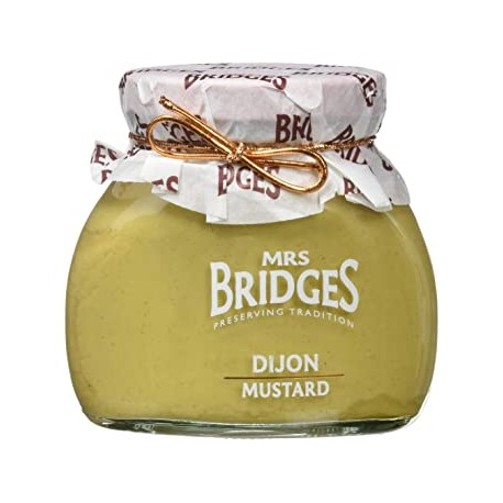 Dijon Mustard Mrs Bridges 200gr