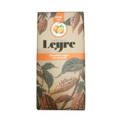 Chocolate Negro con Naranja Leyre 125grs