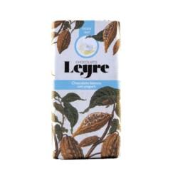 Chocolate Blanco Con Yogur Artesano Leyre 125grs