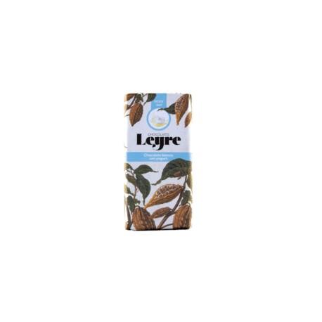 Chocolate Blanco Con Yogur Artesano Leyre