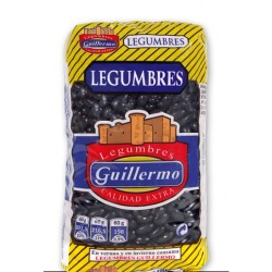 Alubia Negra Guillermo 1 Kg