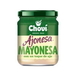 Ajonesa Mayonesa con un Toque de Ajo Chovi 200ml