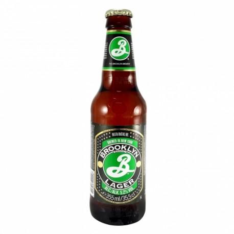 Cerveza Artesana Brooklyn Lager 355ml