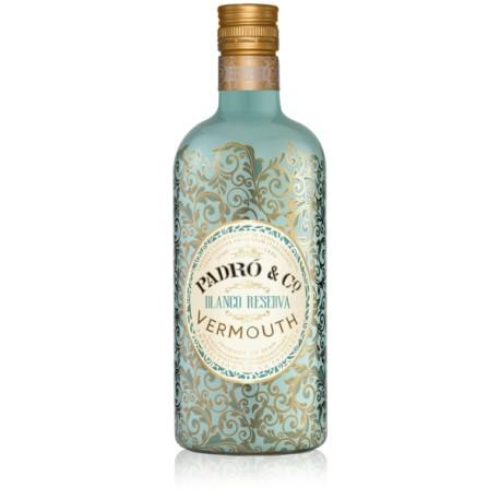 Vermouth Blanco Reserva Padró & Co