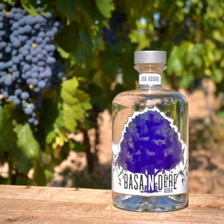 Puro Vodka de Uva 5 Destilaciones Basandere