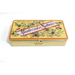 Mantecadas Salinas Caja de Metal de 310 grs.