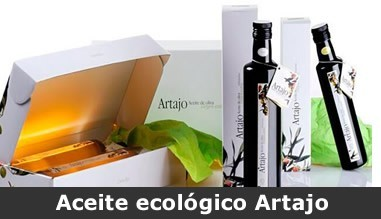 Comprar aceites ecológicos Artajo
